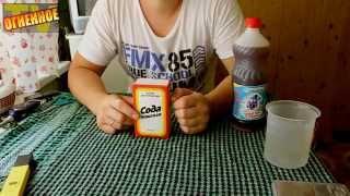 Как избавиться от засора? Прочистка труб в домашних условиях. Кальцинированная сода.(PH-метр как у меня http://ali.pub/stavw Весы как у меня http://ali.pub/hb6rj Нихромовая нить http://ali.pub/8cpex Пробирки на AliExpress http://ali.p..., 2014-07-23T20:42:42.000Z)