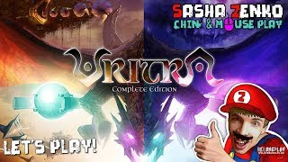 VRITRA COMPLETE EDITION Gameplay (Chin & Mouse Only)