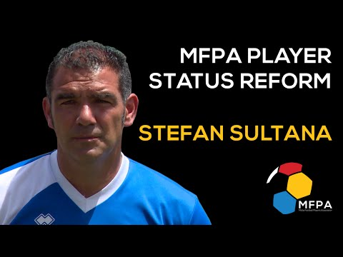 MFPA Player Status Reform - Stefan Sultana