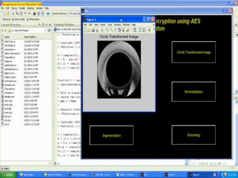 IEEE 2011 MATLAB Simulation of Image Encry ption using AES Algorithm