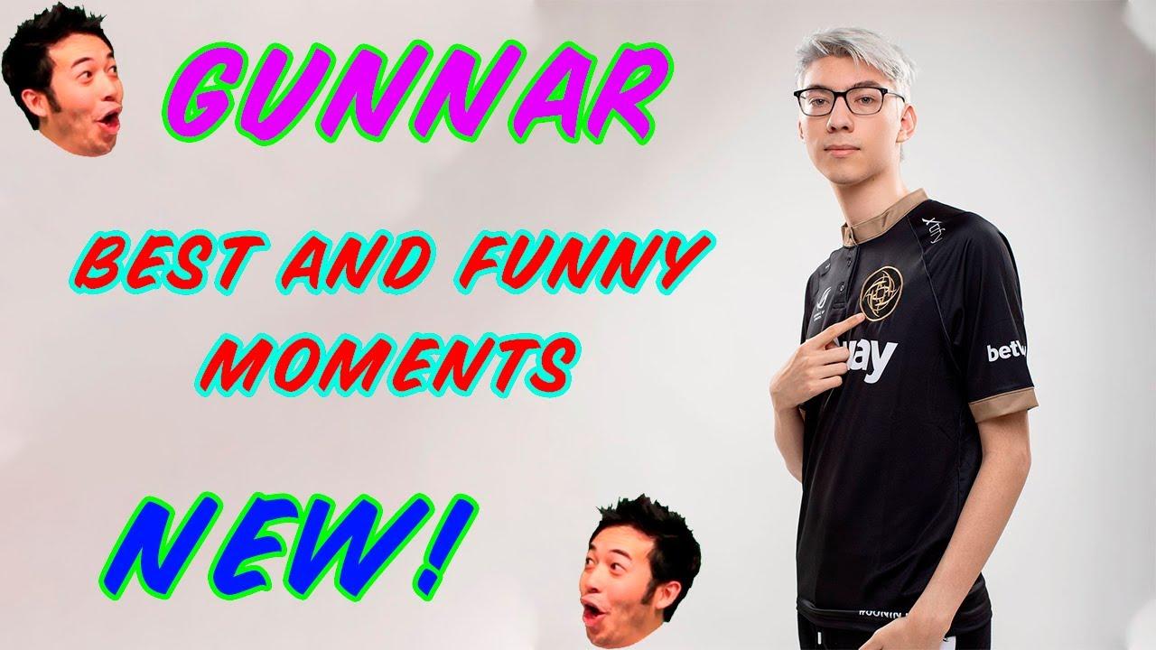 Download GUNNAR AMAZING AND FUNNY MOMENTS | GUNNAR DOTA 2 GAMEPLAY | GUNNAR TOP CLIPS | GUNNAR BEST TWITCH