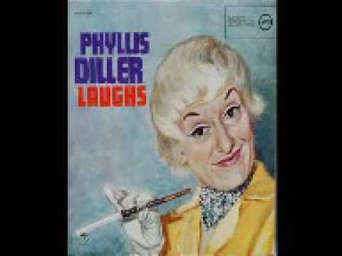 Laughs  Phyllis Diller  Full Album