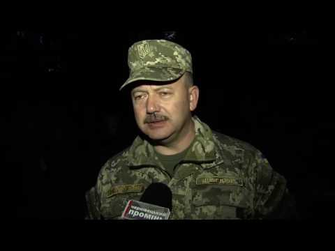 Чернівецький Промінь: Чернівецькі резервісти відправились на львівський полігон