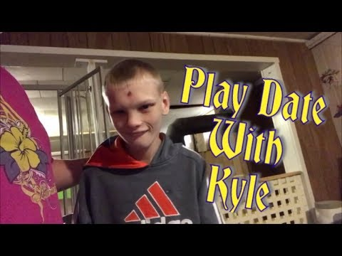 Play Date With Kyle, My Special Needs Child With Cri Du Chat Syndrome