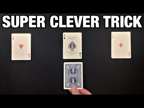 """Truth Or A Lie"" - This GENIUS Card Trick Will IMPRESS Anyone!"