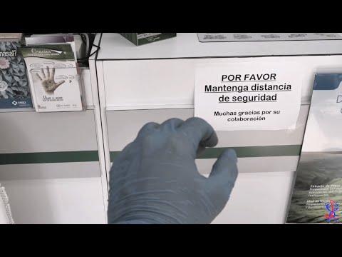 Protocolo de la farmacia ante el coronavirus COVID19