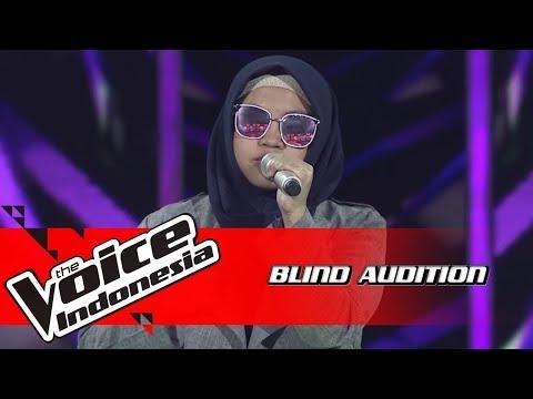 Yohana - Bidadari Tak Bersayap | Blind Auditions | The Voice Indonesia GTV 2018