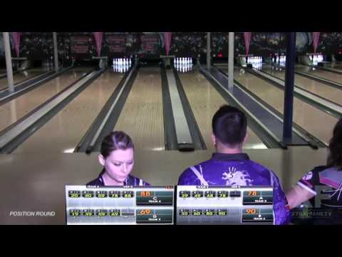 2016 Striking Against Breast Cancer Mixed Doubles Position Round