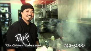 Roy's Restaurant, Poipu, Kauai, Hawaii - Kvic-tv3, Mykauai.com [spot]