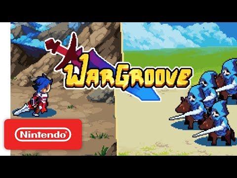 Wargroove – Nintendo Switch Trailer