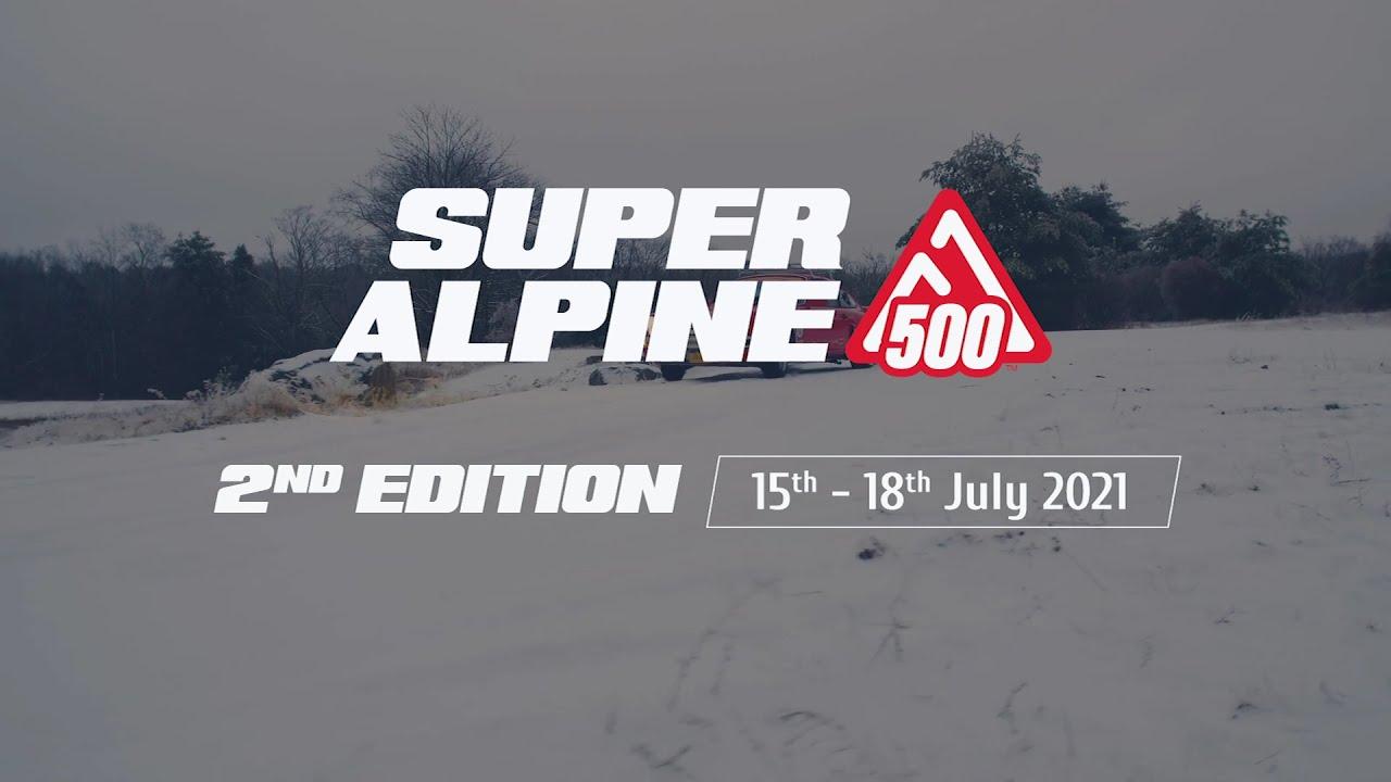 Super Alpine 500 2nd Edition