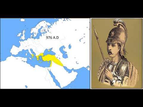 Top 10 Byzantine Emperors [top 10 πιο σπουδαιοι βιζαντινη αυτοκρατορες]