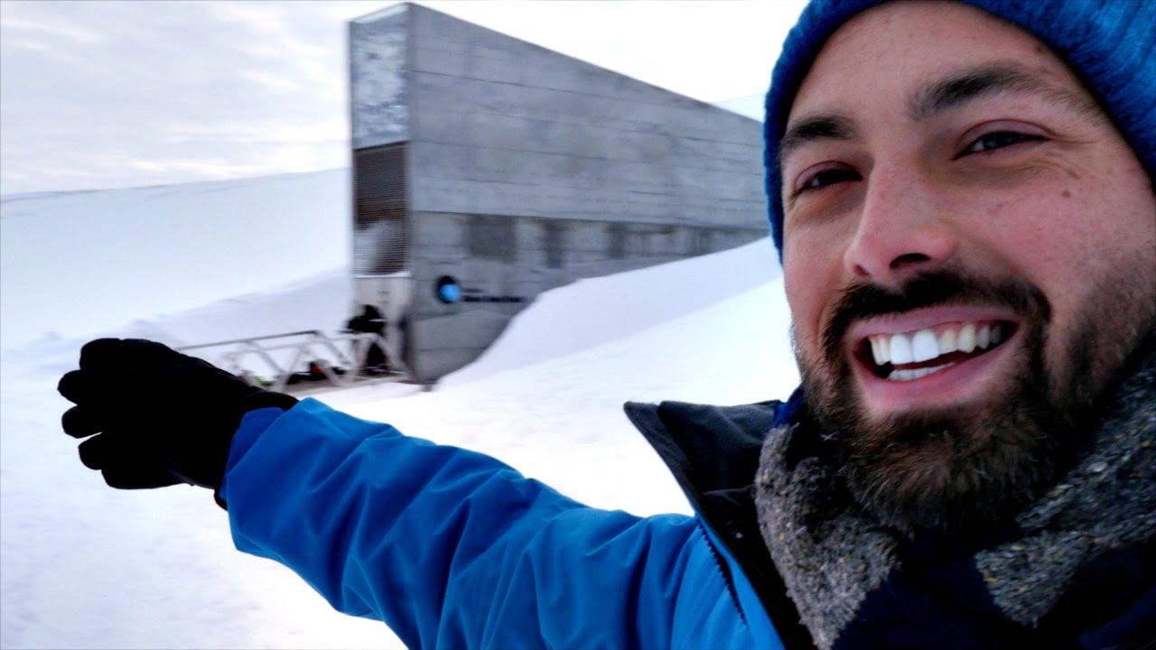Inside The Svalbard Seed Vault Youtube
