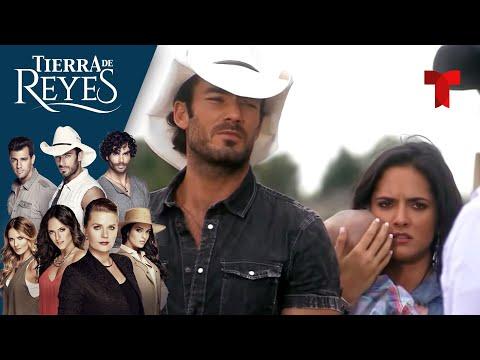 Tierra de Reyes   Capítulo 108: Arturo y Sofía hacen el amor   Telemundo Novelas