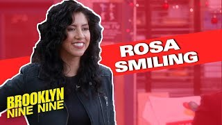 Rosa Smiling | Brooklyn Nine-Nine