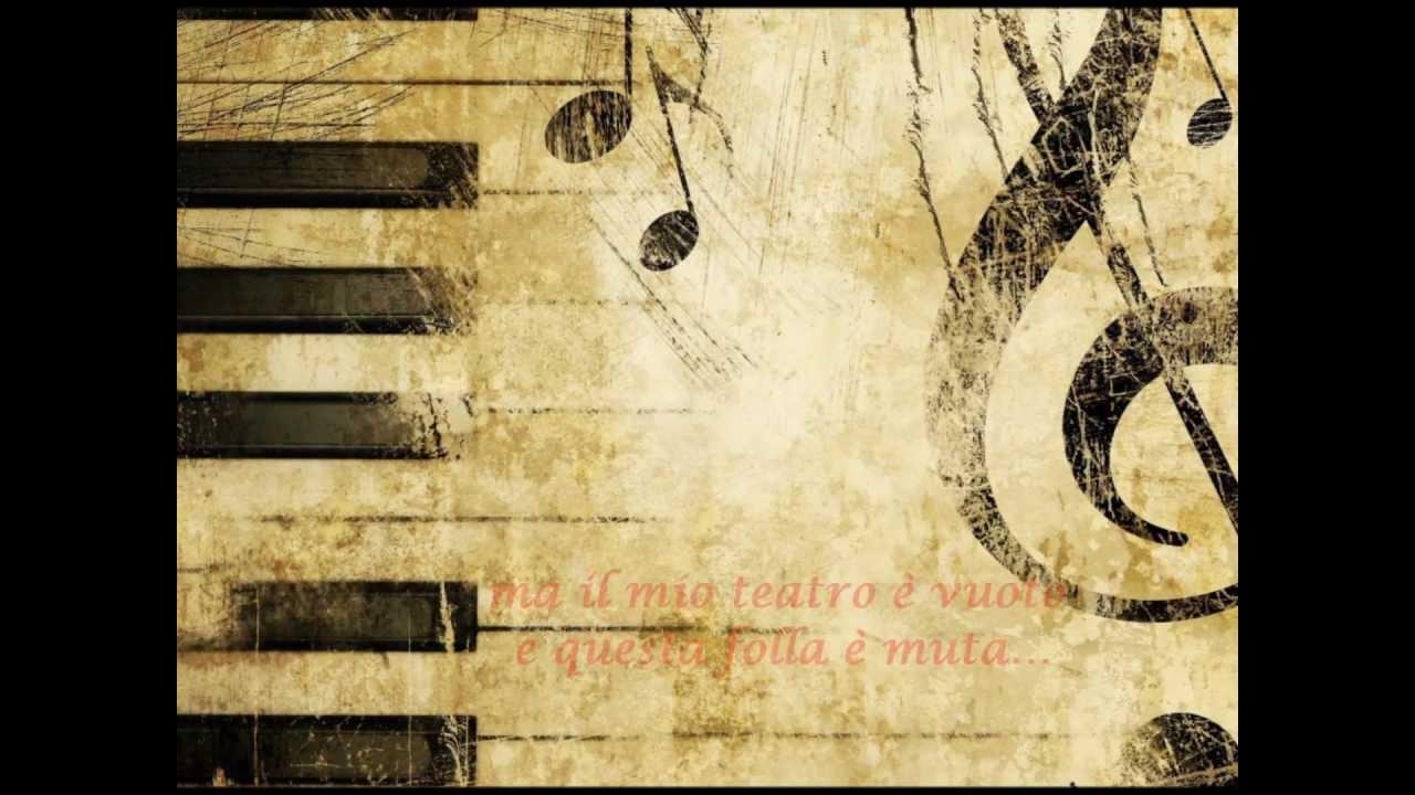 Russell Watson - Amore E Musica Lyrics | MetroLyrics