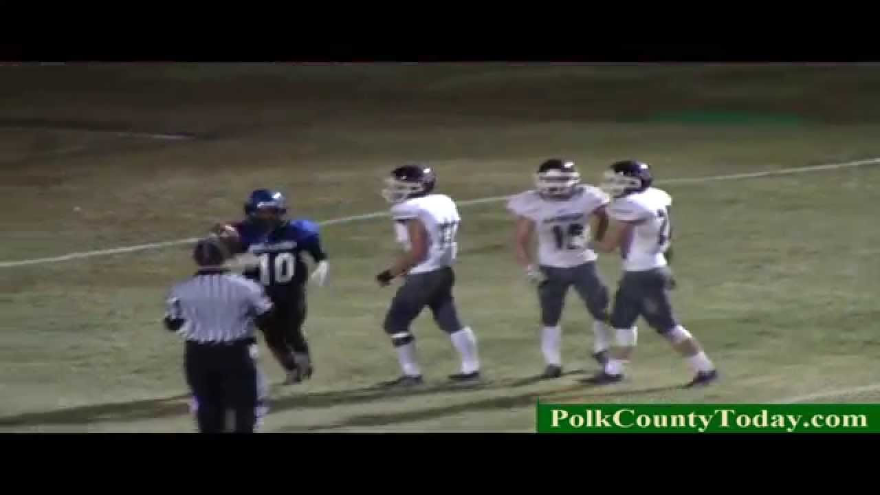 Corrigan-Camden Bulldogs vs Garrison Bulldogs, November 7, 2014...
