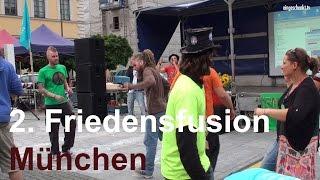 2. Friedensfusion in München (01.08.2015)