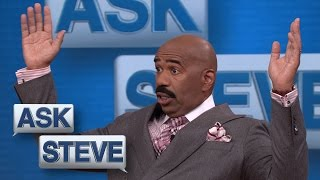 Ask Steve: You swiped right on your teacher? || STEVE HARVEY