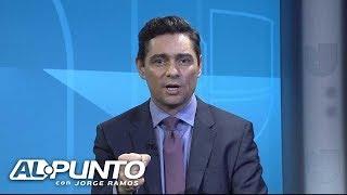Embajador de la oposición dice que lograrán quiebre de la dictadura para restablecer la democracia