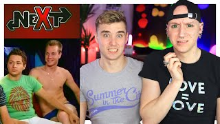Gays React To CRINGE Gay Dating Show | Roly & Calum