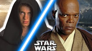 How Mace Windu REFUSED To Make Anakin a Jedi Knight - Star Wars Explained