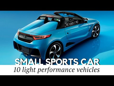 10 Smallest Sports Cars You Will Have Fun Driving in 2018