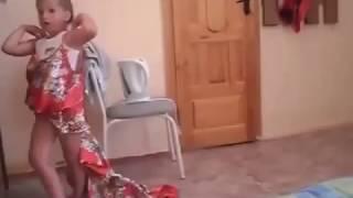 Смешные детские танцы приколы с детьми!