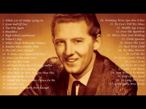 Jerry Lee Lewis's Greatest Hits Full Album - Best Songs Of Jerry Lee Lewis