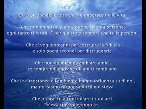 Le cose che ho imparato nella vita  Paulo Coelho  YouTube