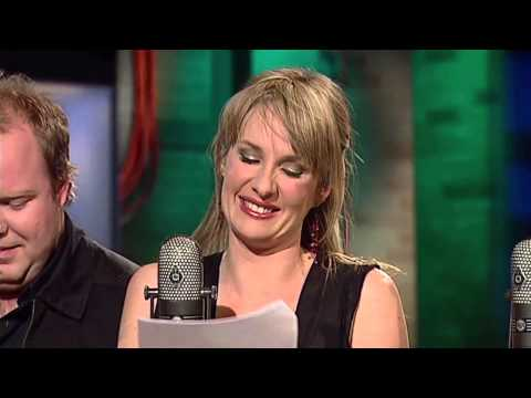 All That Glitters with Toni Collette | (2004) | ROVE LIVE