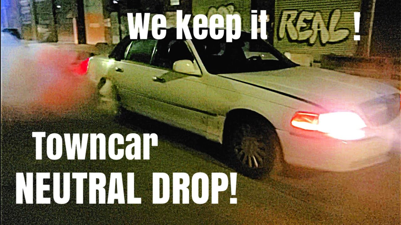 Lincoln Towncar Beatdown! We ALWAYS Keep It REAL! NEUTRAL DROP!
