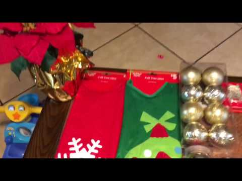 Dollar General Christmas Blowout Sale Everything For $0.25 1-17-17