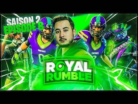 ROYAL RUMBLE AVEC 24 STREAMERS !!! #ZEVENT2018 (Saison 2 - Ep.8) thumbnail