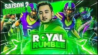 ROYAL RUMBLE AVEC 24 STREAMERS !!! #ZEVENT2018 (Saison 2 - Ep.8)
