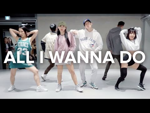 All I Wanna Do - Jay Park / Mina Myoung X May J Lee X Sori Na Choreography