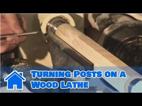 youtube wood lathe turning 2