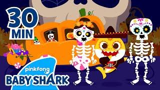 Best Halloween Songs with Baby Shark! | +Compilation | Halloween Special | Baby Shark Official