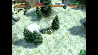 Champions: Return to Arms PlayStation 2 Gameplay -