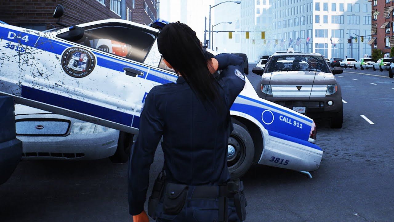 I Turned an Entire City Into 100% Pure Chaos - Police Simulator Patrol Officers