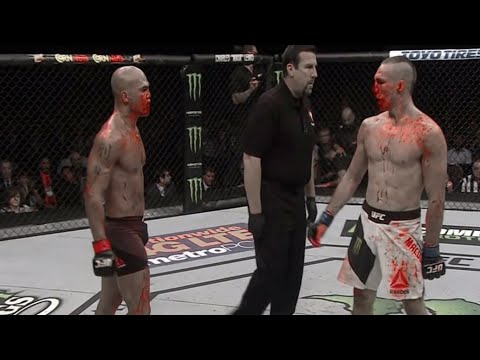 Robbie Lawler and Rory MacDonald - Bloody Warriors (UFC 189 ...