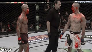 Robbie Lawler and Rory MacDonald - Bloody Warriors (UFC 189)