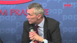 Debata PAP Biznes o OFE - Andrzej Bratkowski z Rady Polityki Pieniężnej, cz.3