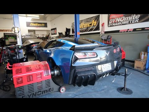 MY WIDE-BODY CORVETTE FINALLY GETS LOWERED! from YouTube · Duration:  10 minutes 2 seconds