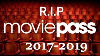 MoviePass Shuts Down Service Today...Forever!