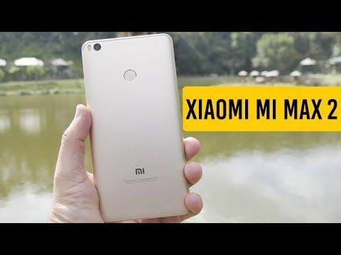 ÓTIMA BATERIA E TELA GRANDE - Xiaomi Mi Max 2 Review/Análise