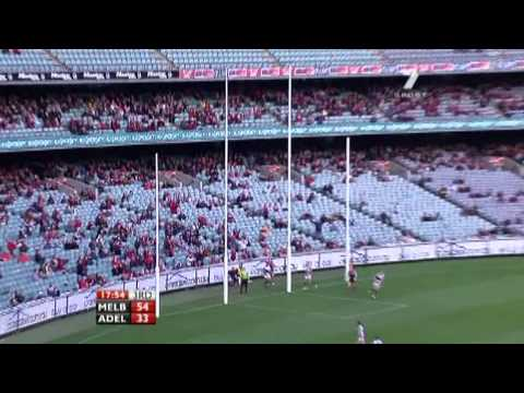 Colin Sylvia - Two Goals in 14 Seconds - Round 7, 2011