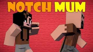 If Notch Had A Mom In Minecraft