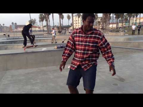 RALPH SMART Freeline Skating!