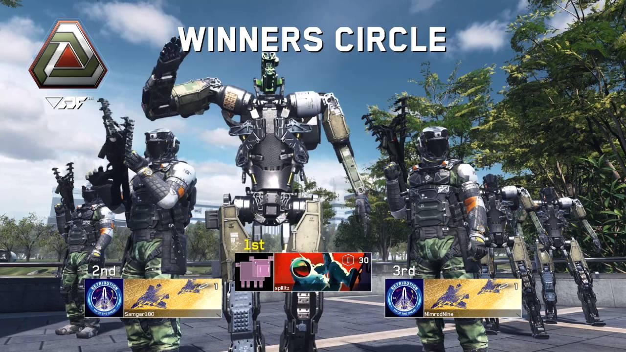 Cod Infinite Warfare All Victory Themes Unsa And Sdf Youtube
